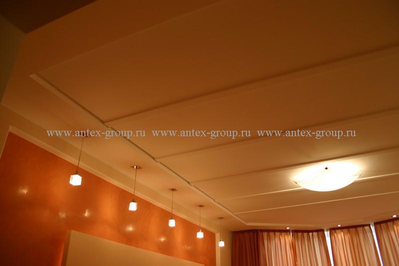 дизайн подвесных потолков в Екатеринбурге