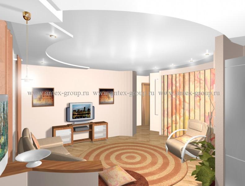 дизайн света в квартире
