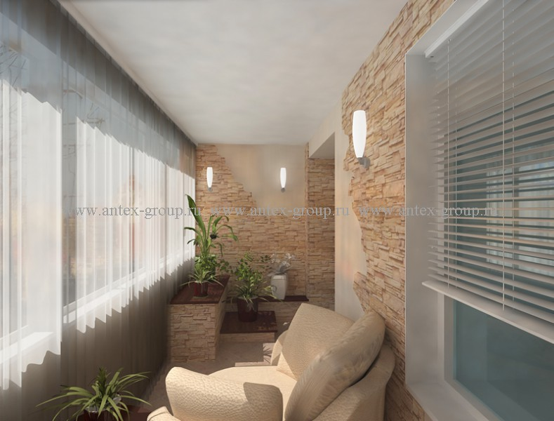 Дизайн больших балконов фото. - дизайны балконов - каталог с.