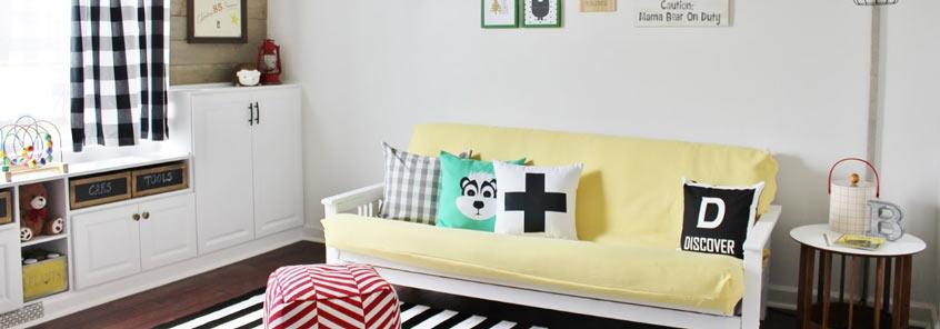 ремонт детской комнаты Екатеринбург